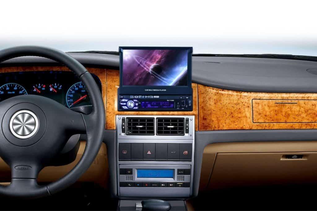 Flipout Car Stereo